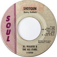 Jr. Walker & The All Stars ‎– Shotgun / Hot Cha - まわるよレコード ACE WAX COLLECTORS