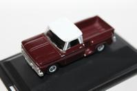 1/87 Oxford CHEVROLET Step Shight Pickup 1965 - 1/87 SCHUCO & 1/64 KYOSHO ミニカーコレクション byまさーる