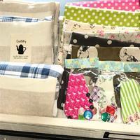 『handmade nico25』さんチャリティ商品のご紹介です。 - nature marche in手づくりフェア広島