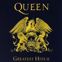 """♪641 クイーン """" Greatest Hits II """" CD 2018年10月26日 - 侘び寂び"""