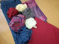 裂き糸作り - ニットの着樂