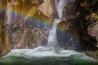 昇仙峡の滝 - デジカメ写真集