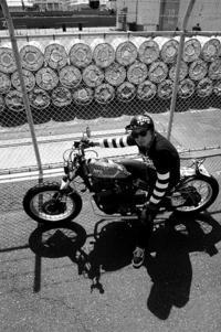 田中 雄也 & HONDA GB250MADDOG(2018.05.20/SHIMIZU) - 君はバイクに乗るだろう