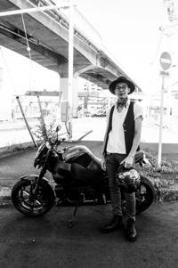 中村 夢糸 & Buell XB12Ss(2018.06.30/TOKYO) - 君はバイクに乗るだろう