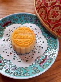月餅レッスン - ふくすけのコネコネ 編み編み てくてく日記