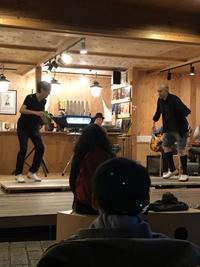 勾当台公園ライブラリーパーク~タップと音楽とコーヒーを~イベントレポート - Tap Dance Art Project 『TAP the FUTURE』 in 仙台 レポート