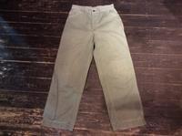 40's WW2 U.S.M.C. P-41 HBT trousers - BUTTON UP clothing