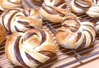 甘栗あんぱん&ミルクロール - ~あこパン日記~さあパンを焼きましょう