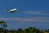 ジャンボはどちらでも - 南の島の飛行機日記