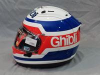"Arai Helmet RX-7X ""フランコ・ウンチーニ""レプリカ - YUHIRO&M DESIGNS2"
