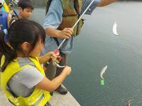 活動報告 はじめての海つり(9/23編) - Adventure Kids School
