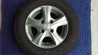 145/80R12 持込組換 ダンロップ ウインターマックス - GARAGE-Komatech 宮城県黒川郡 格安タイヤ組み換え、タイヤ交換