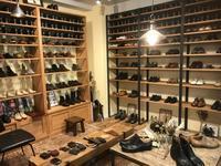 本日、10/27(土)は荒井弘史氏の入店日です。 - Shoe Care & Shoe Order 「FANS.浅草本店」M.Mowbray Shop
