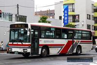 (2018.8) 北海道中央バス・札幌22か2851 - バスを求めて…