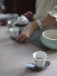 莫干山のお茶を比べる - お茶をどうぞ♪
