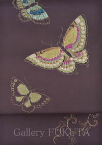 「銀線細工と日本刺繍」展開催中です。 - Gallery福田