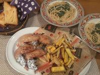 恒例のお泊まり会 - 料理研究家ブログ行長万里  日本全国 美味しい話