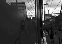 大阪梅北モノクロの世界 ④ - 写真の散歩道