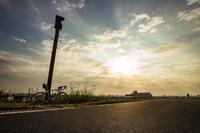 金曜日の朝 - ゆるゆる自転車日記♪