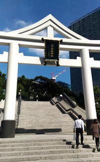 赤坂の日枝神社 - 月の旅人~美月ココの徒然日記~