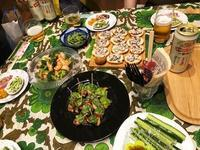 恒例のタコパ - 小平質店 ~店長ふろく~