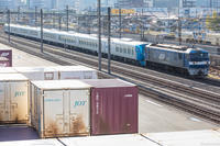 甲種輸送 西武鉄道 新型特急車両 - はじまりのとき