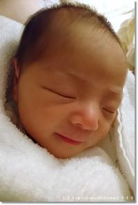 10月22日☆我が家に姫が誕生しました♪(クリステレル胎児圧出法せず!) - 素敵な日々ログ+ la vie quotidienne +