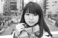 あみちゃん225 - モノクロポートレート写真館