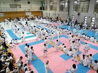 年末に開催決定!!  第3回小中学生対象合同練習会 - 大阪学芸 空手道応援ブログ