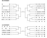速報H30大阪府高校新人大会トーナメント - 大阪学芸 空手道応援ブログ