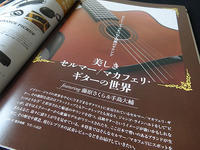 セルマー/マカフェリ・ギター - アコースティックな風