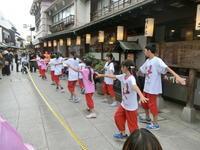10月28日(日)葛飾舞いまつり - 柴又亀家おかみの独り言