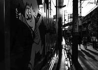 大阪梅北モノクロの世界 ⑤ - 写真の散歩道