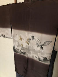 「きものものの その参」装い3 - 中村かをる創作帯屋