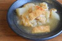 小皿つまみ*大根と揚げのみぞれ煮 - 小皿ひとさら