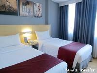 ペナン初日✩両替+トゥアックを購入→「Hotel NEO+Penang」へ - 酒飲みパンダの貧乏旅行記 第二章