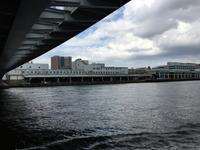 新橋から浅草へ(2) 隅田川を遡って浅草へ - 散歩ガイド