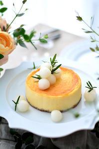 ベイクドチーズケーキレッスンレポート - Misako's Sweets Blog