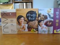 ソウル土産を食べまくる:飲み物編 - おうちで冬眠、ときどき放浪