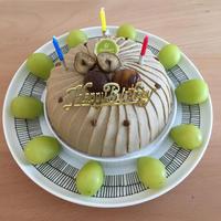 誕生日ケーキ!卵、乳、小麦、大豆不使用のケーキの味は? - 食日和 ~アレルギーっ子と楽しい毎日~
