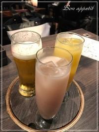 お久しぶりのやさい村元気のサンパ!!@大阪/北新地 - Bon appetit!