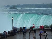 秋のカナダ紀行(10) ナイアガラの滝 (2) - ご無沙汰写真館