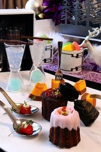 ご案内☆12月テーブルコーディネートレッスン『スウィーツギャザリング ~イヴのお茶会~ 』 - 神戸・芦屋発 お茶とお菓子とテーブルコーディネート