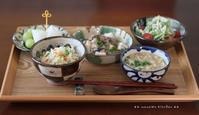麻婆豆腐 献立(๑¯﹃¯๑)♪ - **  mana's Kitchen **