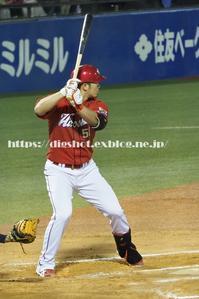 日本シリーズ、広島が先勝!鷹打線が冷えすぎて、2戦目はつまらない試合でした。 - Out of focus ~Baseballフォトブログ~