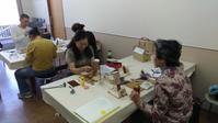 網袋教室初日 - よしのクラフトルーム