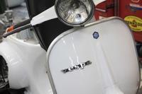ベスパ125ET3@納車整備♪ - 東京ヴェスパBlog