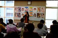 本日の「素敵だCOLOR」はパワフルな女性会さんセミナー - 色彩コンサルタント 松本千早のブログ REAL COLOR DREAM