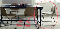 テーブルの位置の疑問 - デンな生活