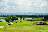 カンチャナブリ旅行辛すぎるタイ料理@「Grand Prix Golf Club」 - 明日はハレルヤ in Bangkok